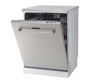 KENWOOD KDW60X13 Full-size Dishwasher - Stainless Steel currys £279.99