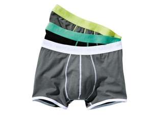 LIVERGY CASUAL Boxer Briefs 3 pack £3.99 from 26th LIDL