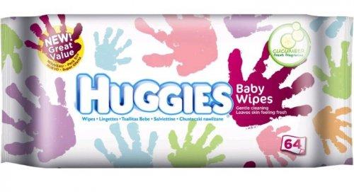 Huggies Everyday Gentle Cleaning Baby Wipes (64) - 97p @ Waitrose = 47p Via CheckoutSmart App...