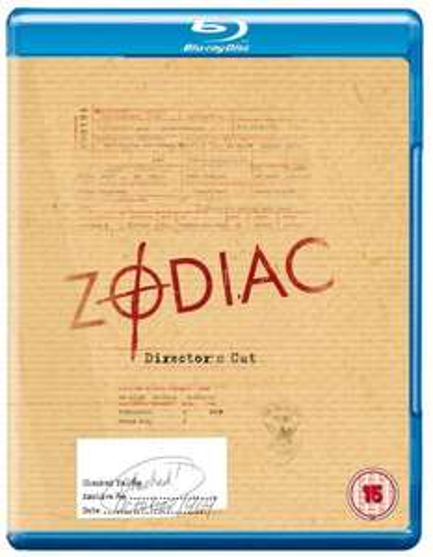 Zodiac: Director's cut (2007) BLU-RAY £4.99 at base.com
