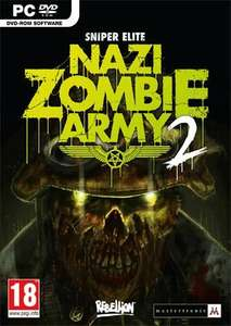 (Steam) Sniper Elite: Nazi Zombie Army 2 - £2.00 - Game
