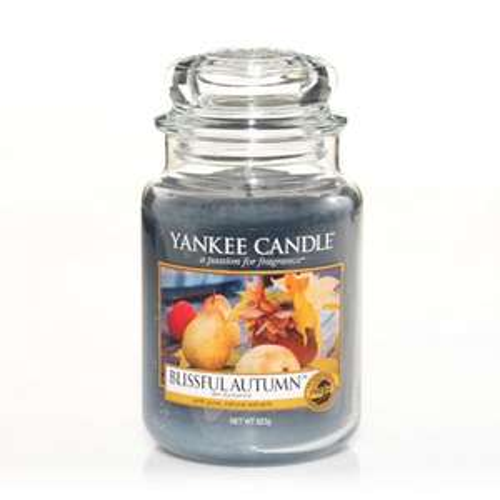 Yankee Candle Blissful Autumn - Large Jar £10 @ Yankee Candle