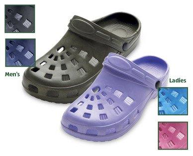 From Thursday 26th June - Men's & Women's *Crocs* Style Clogs £3.99 @ Aldi