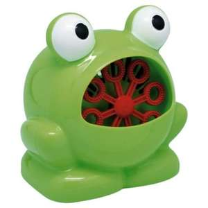 Mini Frog Bubble Machine @ Tesco reduced from £5 to £3.50 (free click and collect)