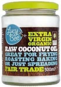 £15 for 2 x 500ml Lucy Bee Extra Virgin Organic Coconut Oil Delivered @ Holland & Barrett **Includes Free Delivery at the moment?** + 14% TCB / 10% Quidco