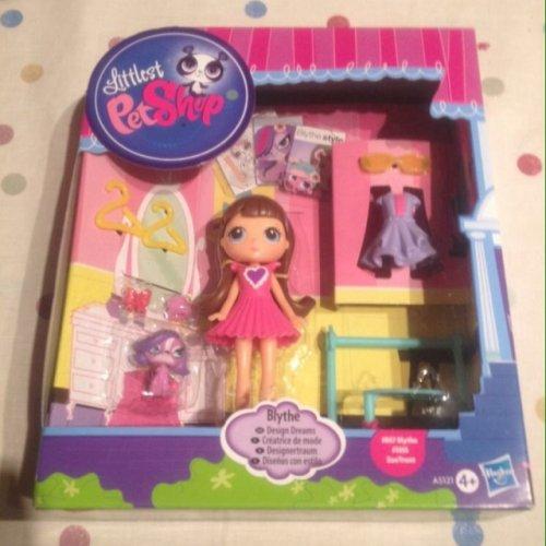 Littlest Pet Shop Blyth Doll at Home Bargains