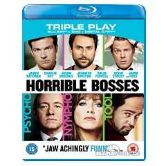 Horrible bosses (2011) BLU-RAY (Triple play) £2.99 at base.com