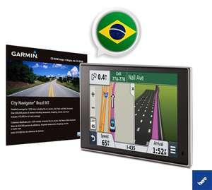 1000 Free Garmin GPS Brazil maps, normaly £39.99. First come, first served. @ Garmin