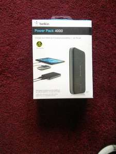 Belkin dual powerbank 4000 £10.00 @ Tesco instore