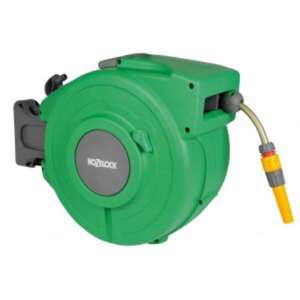 Tesco Direct - Hozelock 20M Auto Reel hosepipe only £49.70