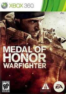Medal of Honor Warfighter (Xbox 360) New - £3.60 @ fulfilled by Amazon (Free Delivery with Prime/£10 spend)