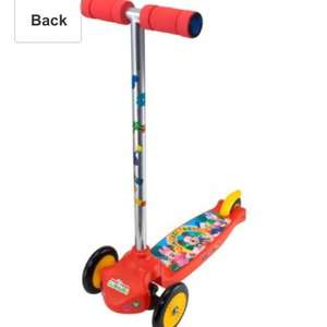 Mickey Mouse move and groove scooter @ Amazon - £13.30