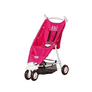 Baby Born Light Stroller Buggy only £8.75  Was £35.00  Asda, Collect in store Free