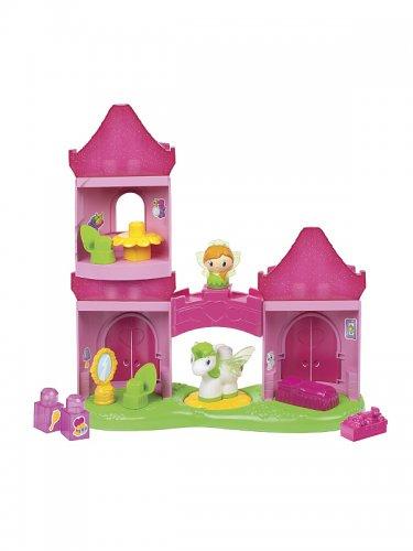 Mega bloks Lil princess castle @ asda direct £7.43!