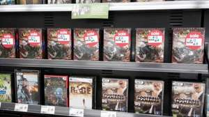 World of Warcraft Mists of Pandaria for £4 in ASDA Govan.