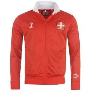 FIFA mens and junior tracksuit jackets from £11.50 + £3.99 P&P @ Sports Direct