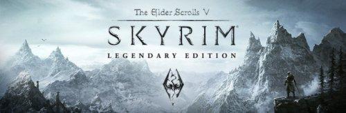 Skyrim Legendary Edition £6.79 at Steam