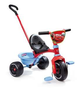 Smoby Be Move Cars Trike £24.50 at Amazon with free delivery RRP £39.99