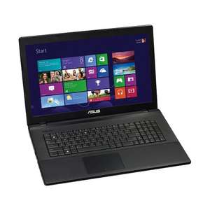 Asus X75VC-TY103H Core i5 - 17.3 Inch 8GB RAM and 1TB Storage - Blu-Ray Drive - Laptop - £449.99 @ Argos
