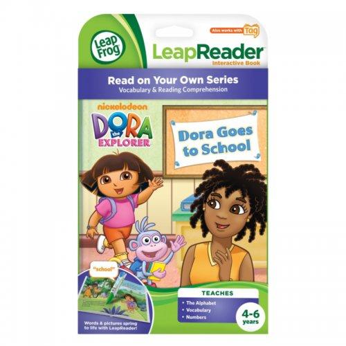 LeapFrog LeapReader Book Dora Goes To School for £3.24 @ direct.asda.com