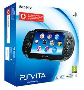 Preowned PlayStation Vita (3G Version) £95.00 @ Game