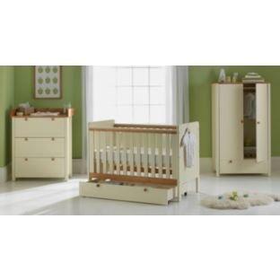 Classic Two-Tone Nursery Furniture Set - White and Pine. £299.99 @ Argos