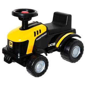JCB ride on Tractor reduced to £7.50 in store at Tesco