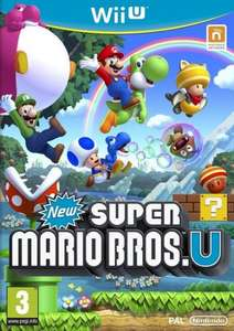 New Super Mario Bros U £24.99 + £2.76 Delivery from xpressgames Total £27.75