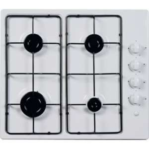 Bush AG60GNW White Gas Hob £49.99 + free Store Pick Up @ Argos