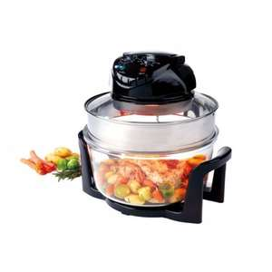 Giles & Posner 17 litre Halogen Oven With Extender Ring £34.99 @ RobertDyas