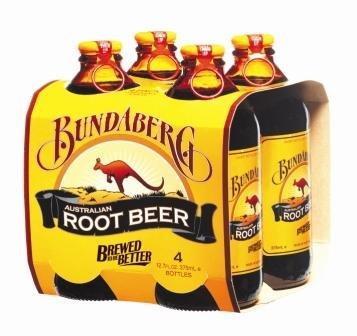 Bundaberg Root Beer 4 x 375ml - £2.99 at Ocado