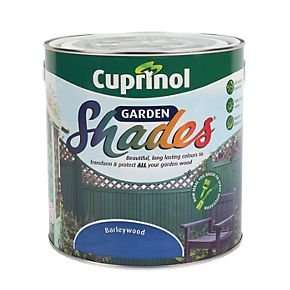 Cuprinol Garden Shades Barleywood 2.5Ltr at screwfix £12.99