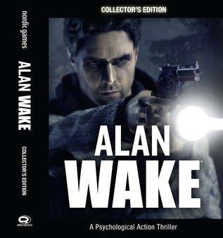 Alan Wake Collector's Bundle PC (Steam Key) £2.93 @ Amazon.com