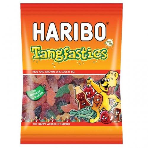 Haribo 160g Bags (Starmix, Tangfastics, Super Mix & Strawbs) 50p @ Morrisons
