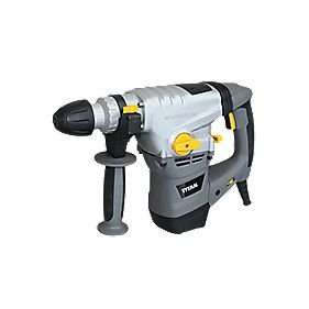 sds drill, Titan 1500w, Screwfix £49.99