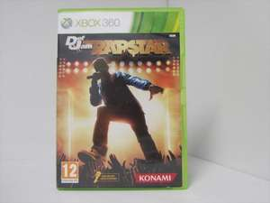 Def Jam Rapstar Xbox 360 Game £0.20 + £2.99 delivery at Cash Generator  (Pre-Owned)