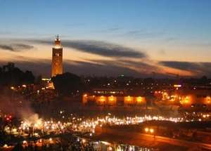12 Nights in Marrakech for £286pp Includes Flights, Accomodation with Breakfast, Luggage & Transfers - Ryanair and Otel.com