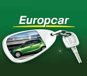 Up to 20% off UK Car Hire @ Europcar Via Affiliate Link