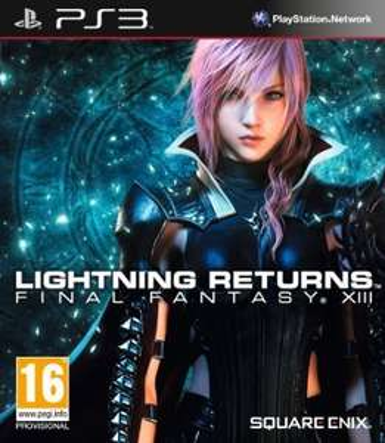 Lightning Returns PS3/Xbox 360 £14.99 @ HMV