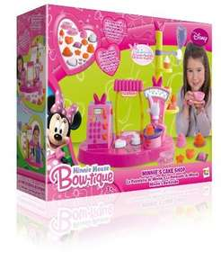 Minnie's Cake Bowtique @ Amazon £9.33 Sold by Midco Toys Ltd and Fulfilled by Amazon