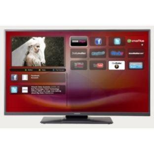 hitachi HXT12U 42 In Full HD 1080p FVHD LED TV + Smart apps £279.99 @  Argos