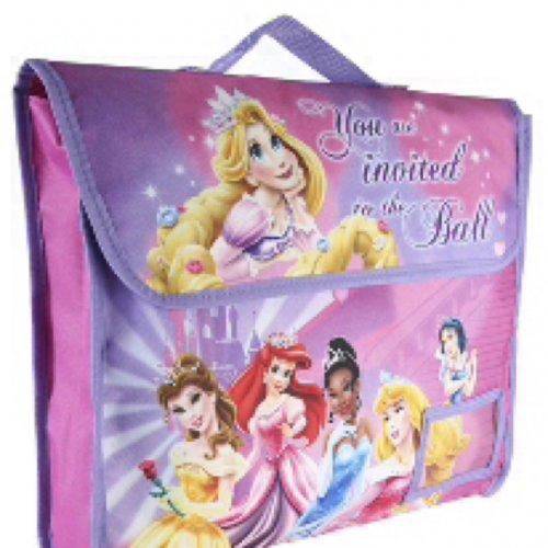Disney princess book bag £5 @ Asda