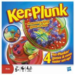Kerplunk £5.48 at Asda Direct.