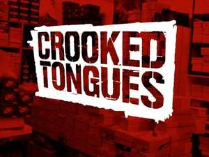 Crooked Tongues are having a big, up to 50% sale!