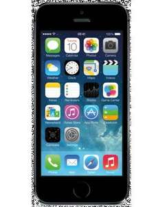 iPhone 5S Space Grey Refurbished - O2 - £28.00 per month @ mobiles.co.uk - £672.00