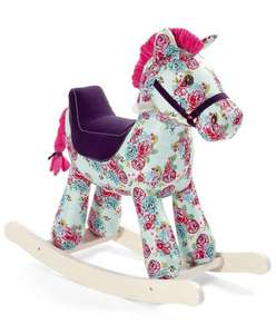 Mamas and Papas Blossom Rocking Horse @ ASDA Direct - £32.49