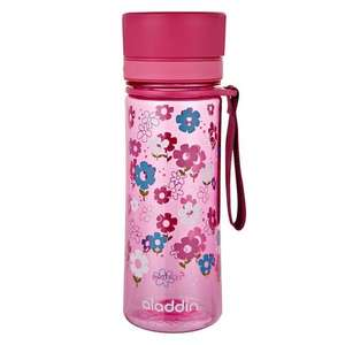 Aladdin AVEO Kids Water Bottle, Pink. @ John Lewis £6.49