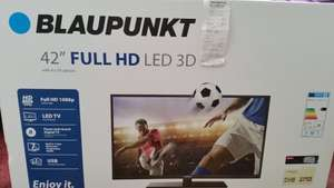 "Blaupunkt 42"" Full HD LED 3D TV @ Sainsbury's Online & Instore  - £249.99"