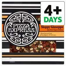 Pizza Express Sloppy Guiseppe or Margherita, Half Price £2.25 from 25/06/14 @ Tesco