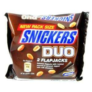 snickers duo flapjacks - 29p @ B&M